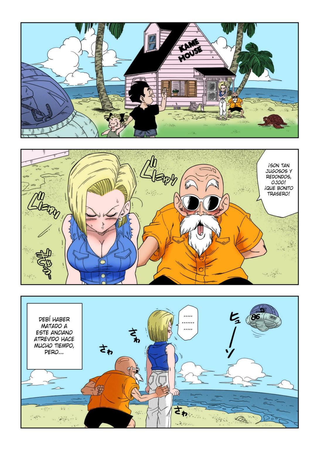 18 Gou vs KAME Sennin