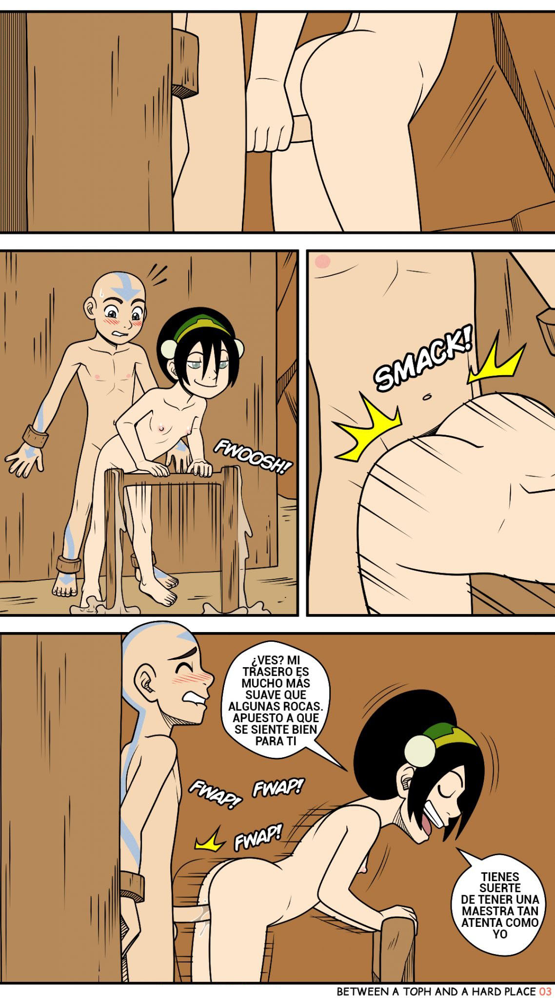 BETWEEN a TOPH and a Hard Place