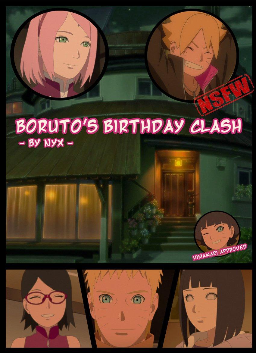 BORUTOS Birthday Clash