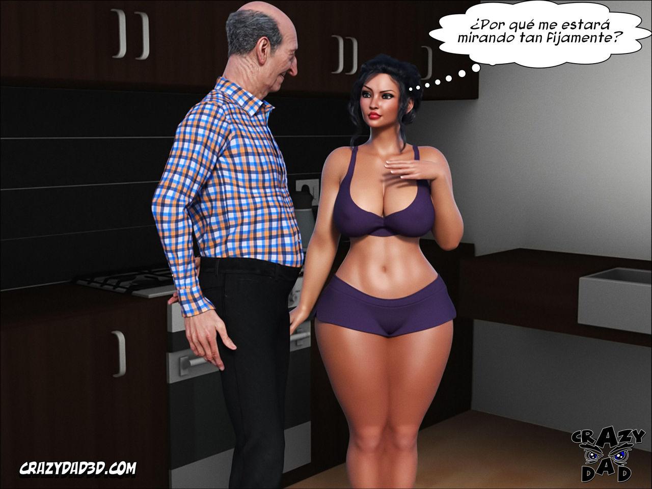 DADDY CRAZY Desire parte 1