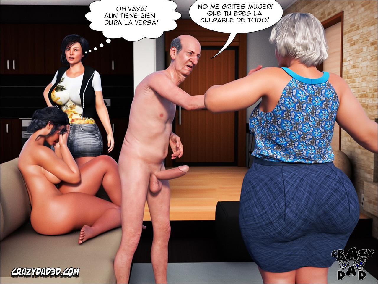 DADDY CRAZY Desire parte 4