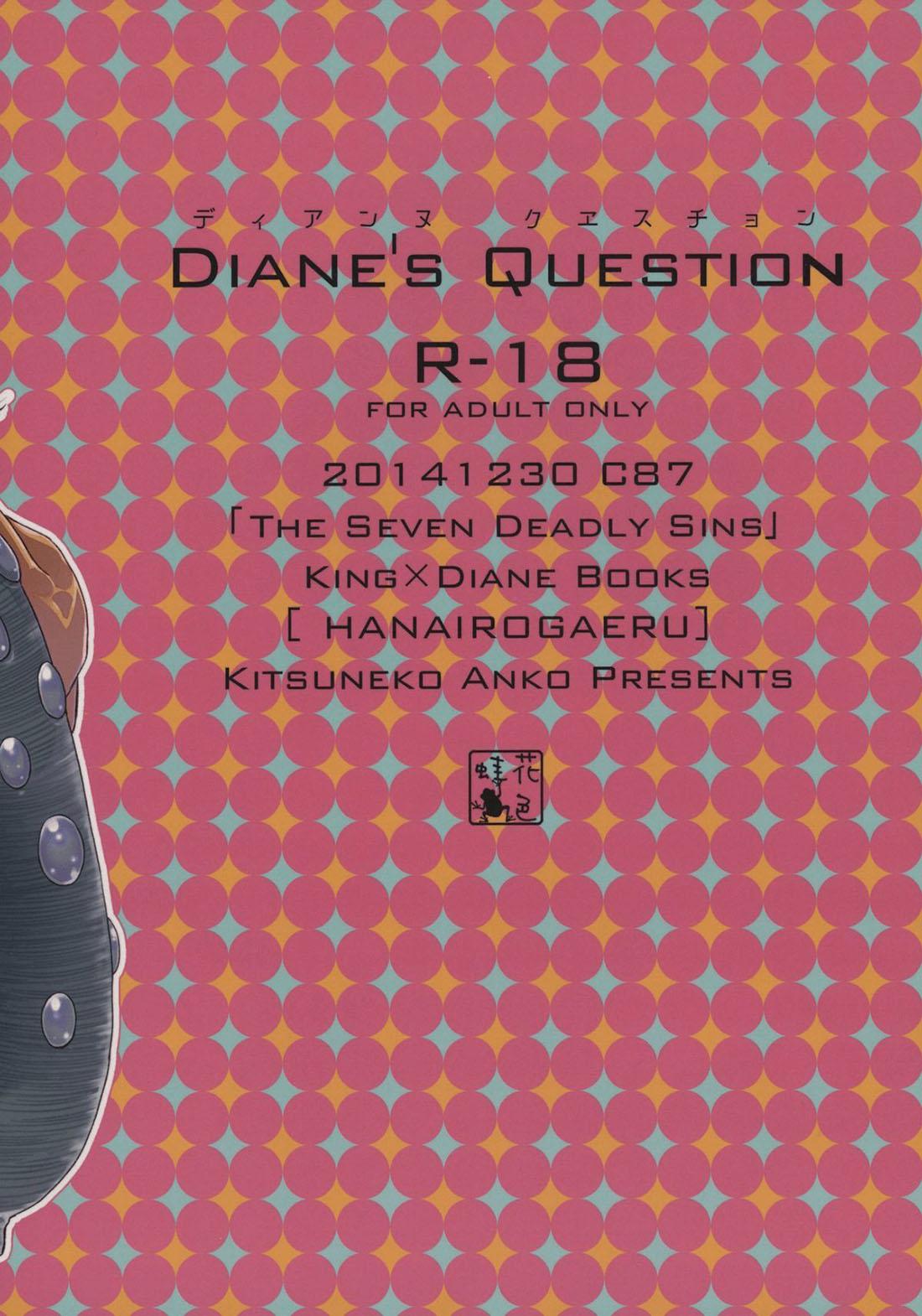 DIANES Question