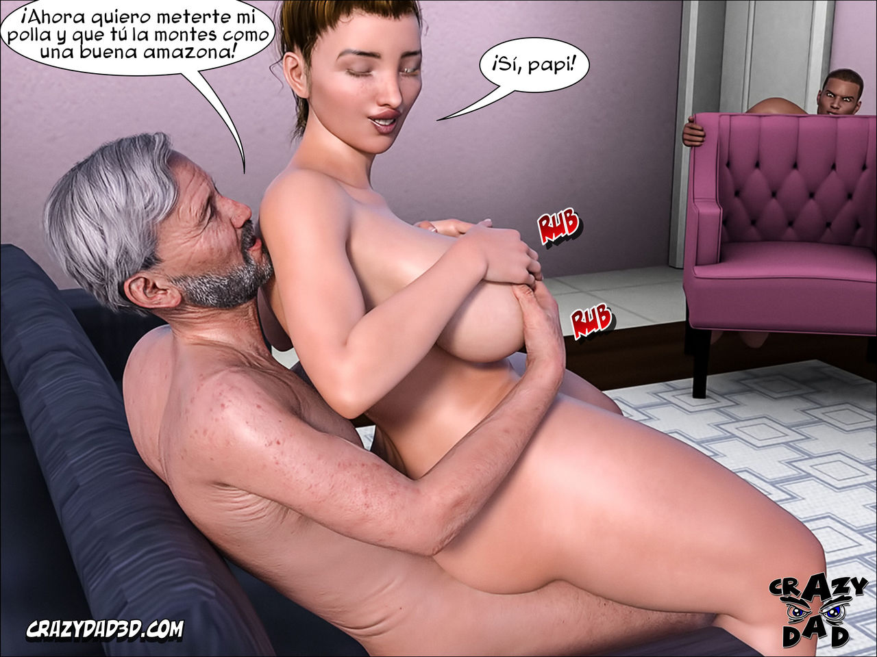 FATHER in LAW at Home parte 10
