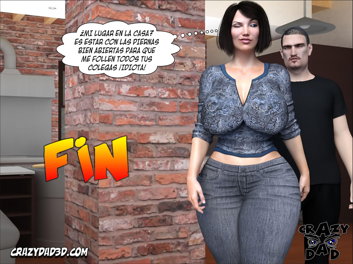 FOSTER MOTHER parte 10
