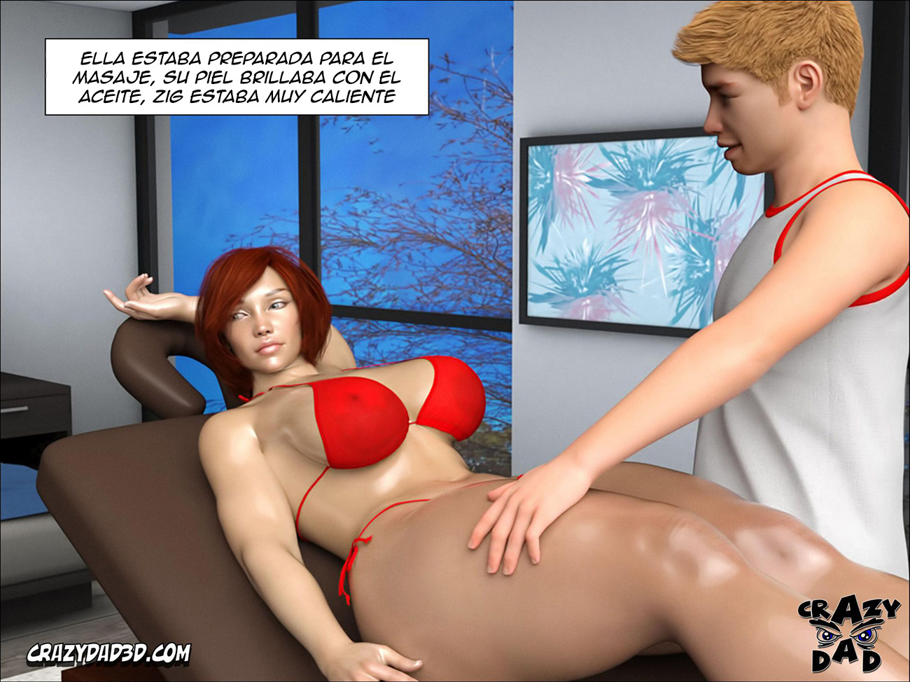 FOSTER MOTHER parte 12