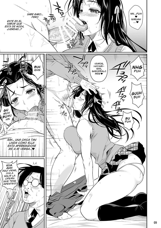 Hayami-san es INVIDENTE parte 1