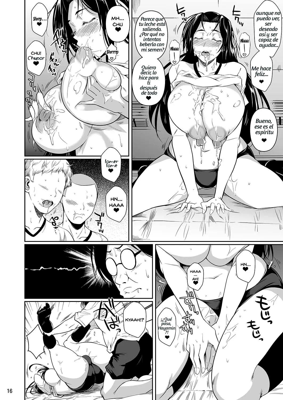 Hayami-san es INVIDENTE parte 2