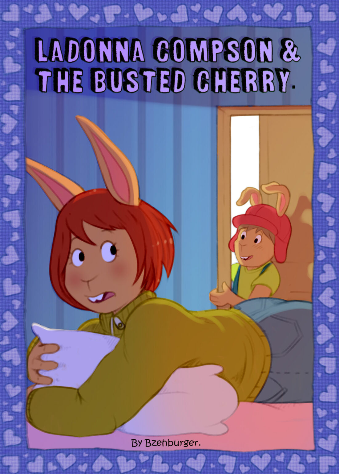 LADONNA COMPSON and the Busted Cherry