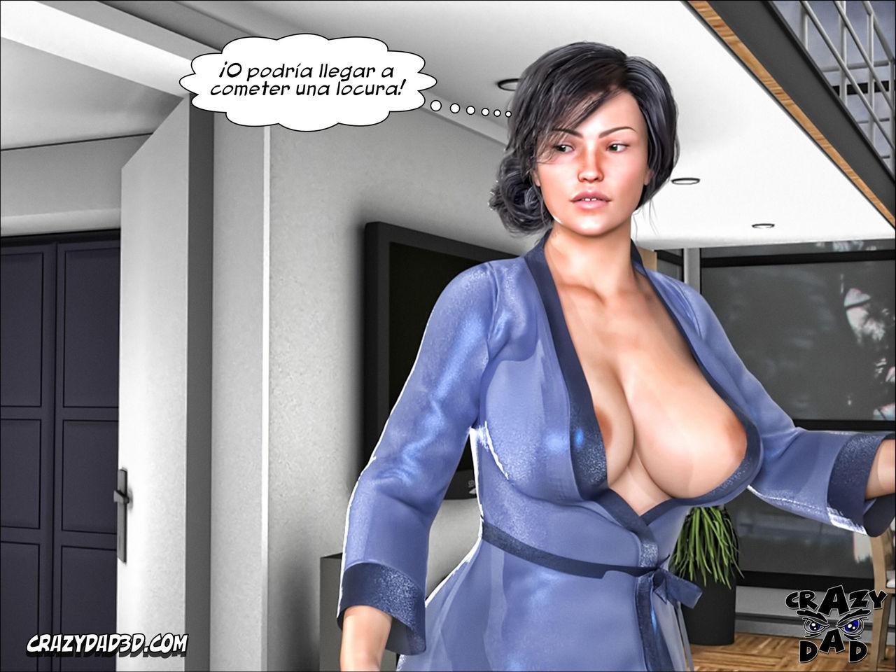 MOTHER DESIRE Forbidden parte 3