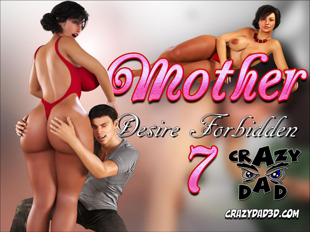MOTHER DESIRE Forbidden parte 7