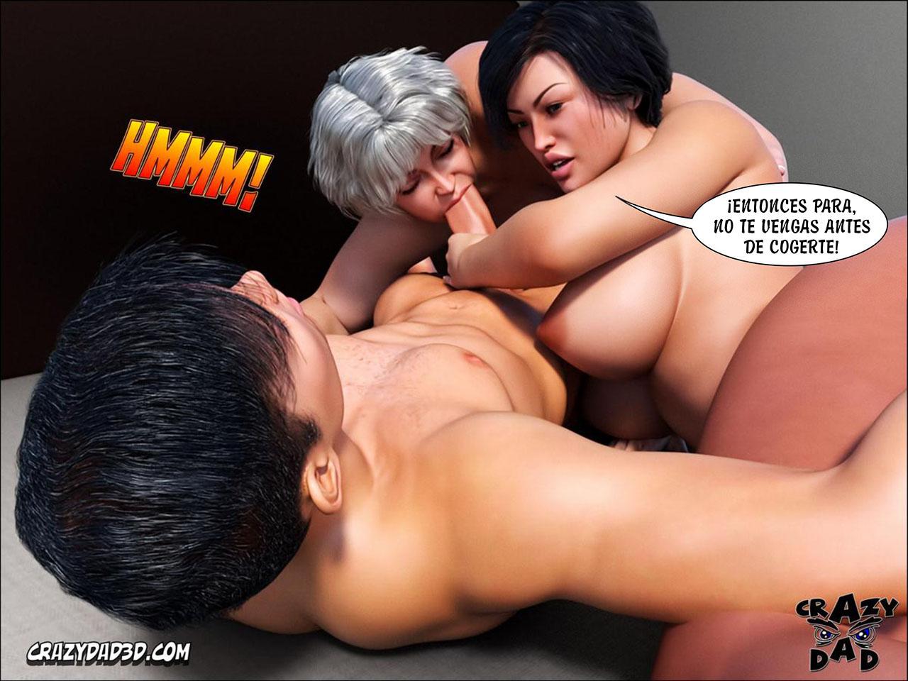 MOTHER DESIRE Forbidden parte 8
