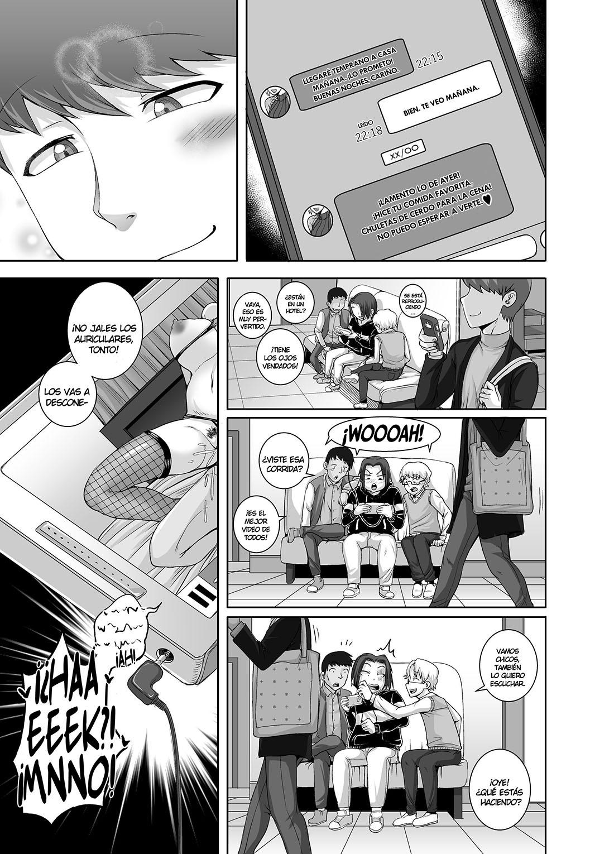Naomi-San es mi AMIGA SEXUAL parte 3