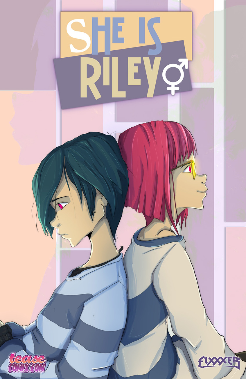 She is RILEY parte 1