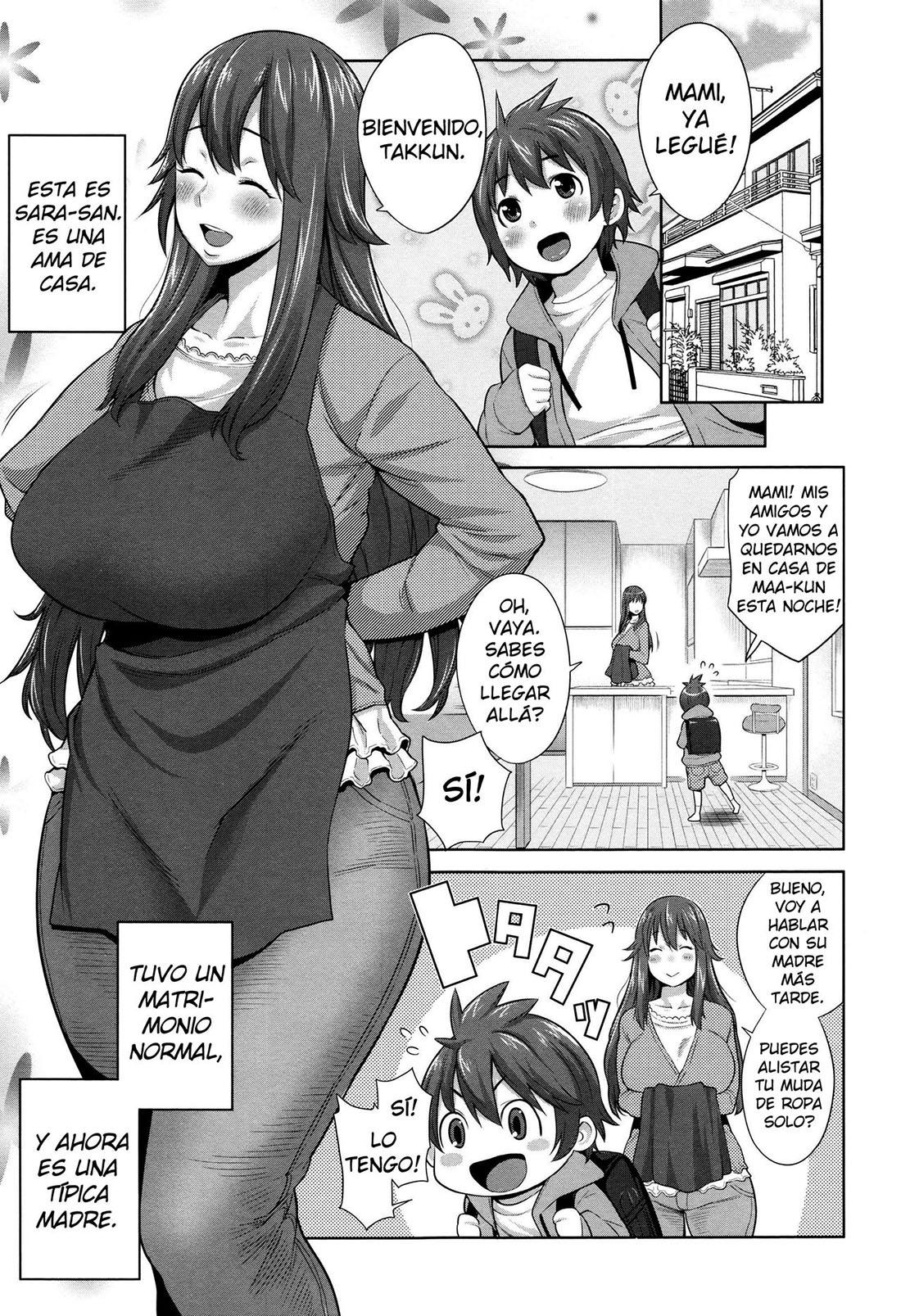 SONO HAHA Chijo ni Tsuki