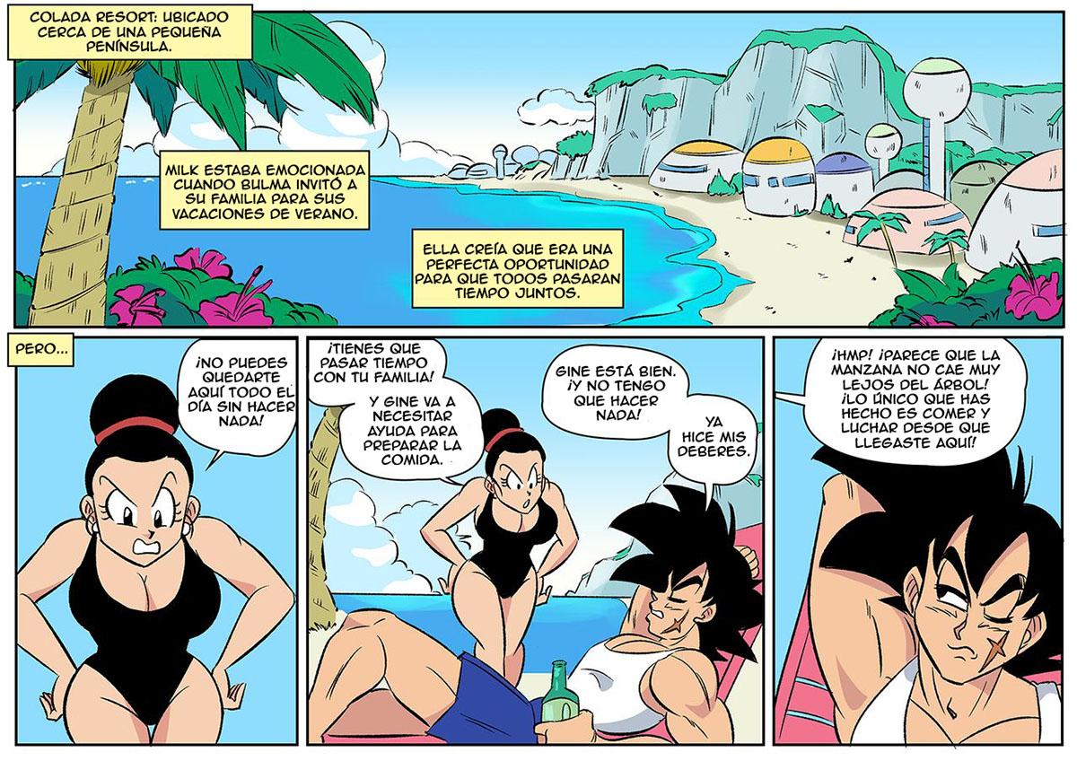 SUMMER Paradise parte 2