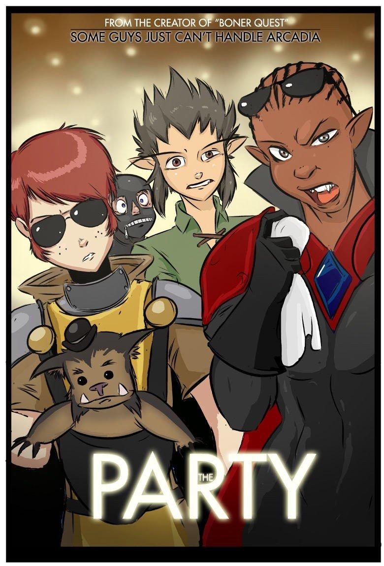 The PARTY parte 5
