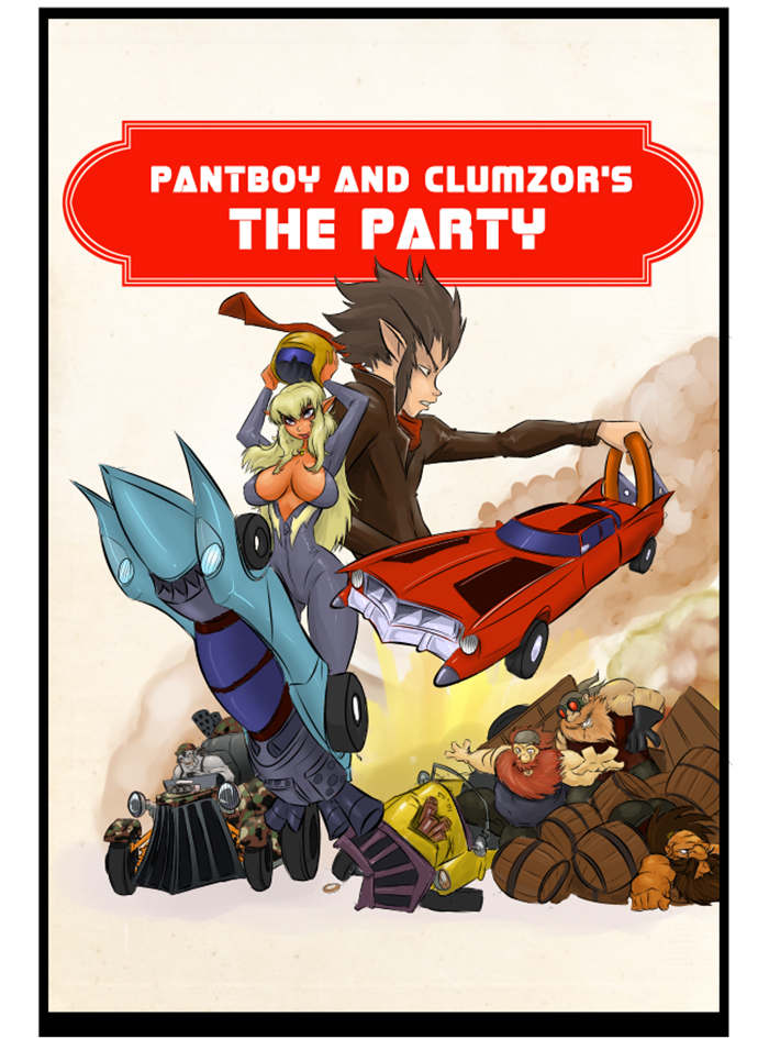 The PARTY parte 6