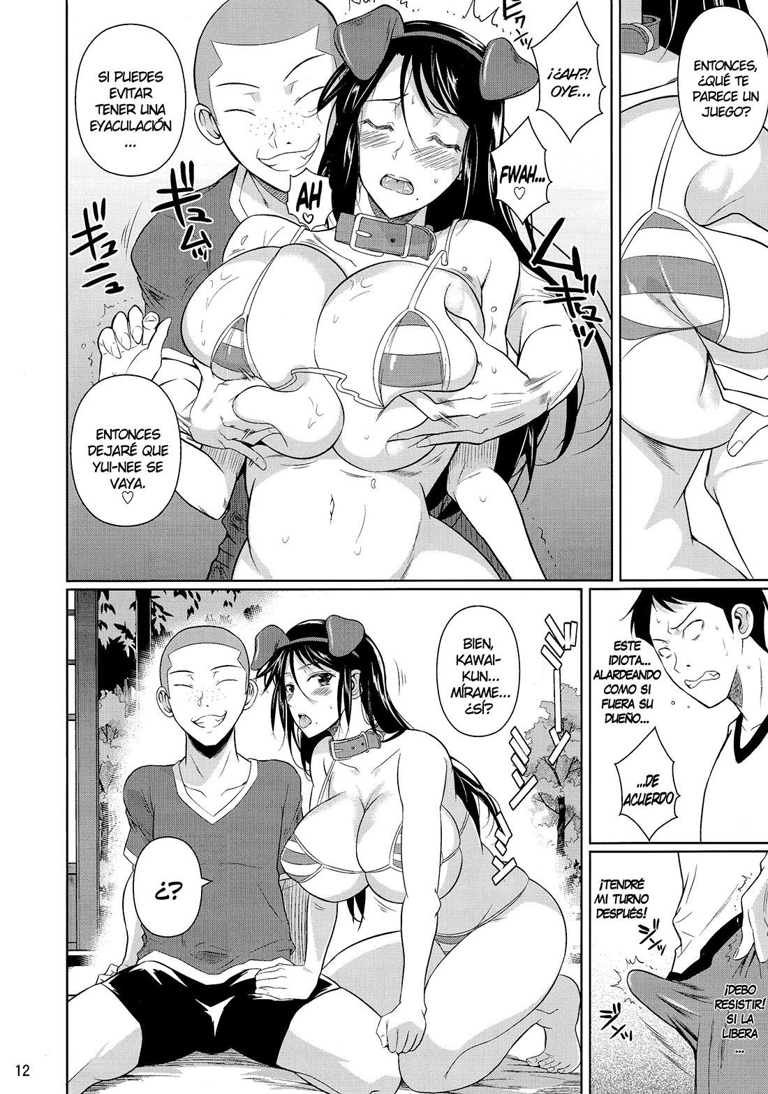 TOUCHUUKASOU parte 6