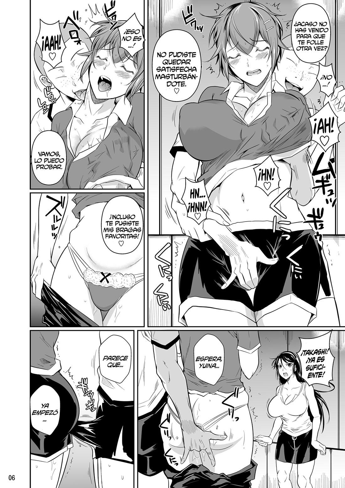 TOUCHUUKASOU parte 7