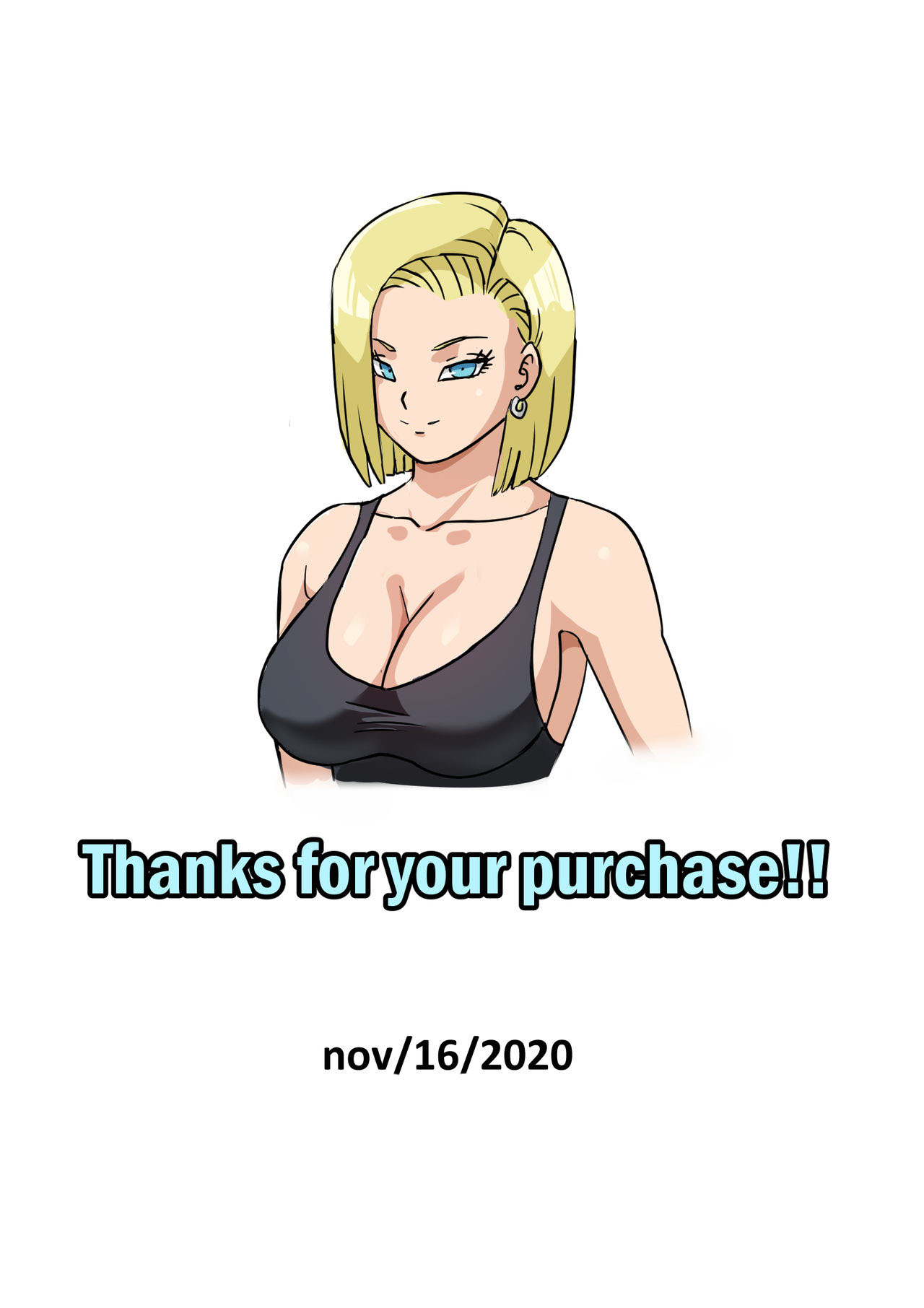 ANDROID 18 NTR parte 3