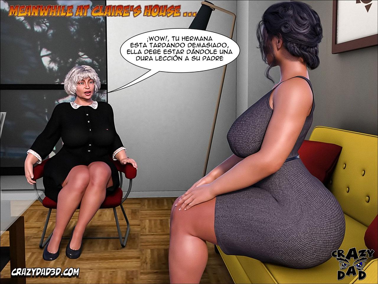 DADDY CRAZY Desire parte 5