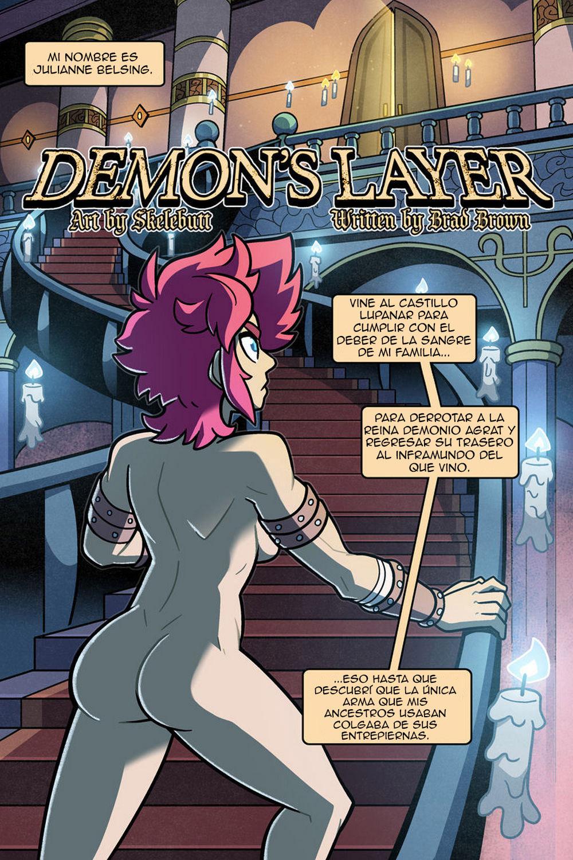 DEMONS Layers parte 2
