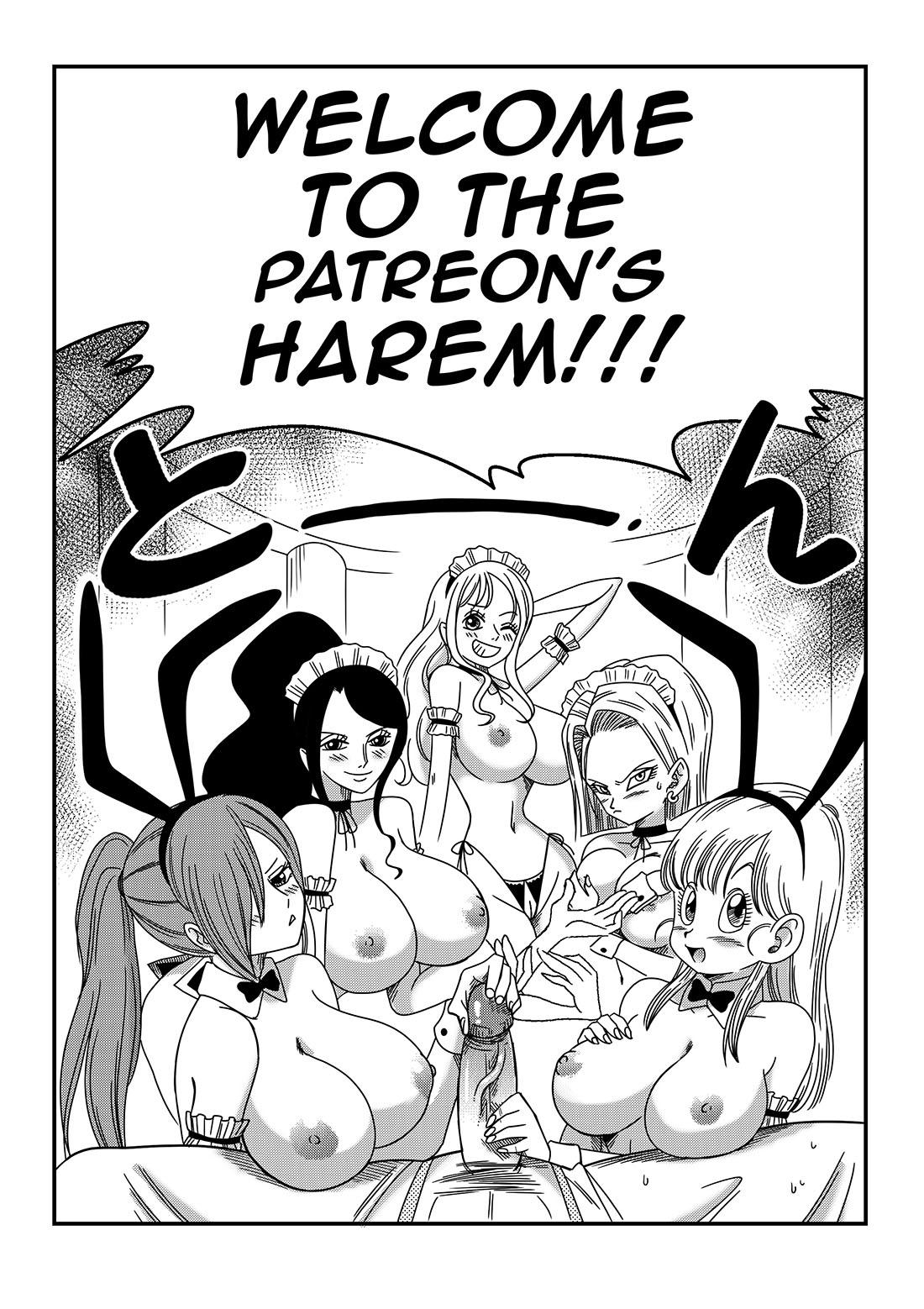 Doujinshi Especial HAREM