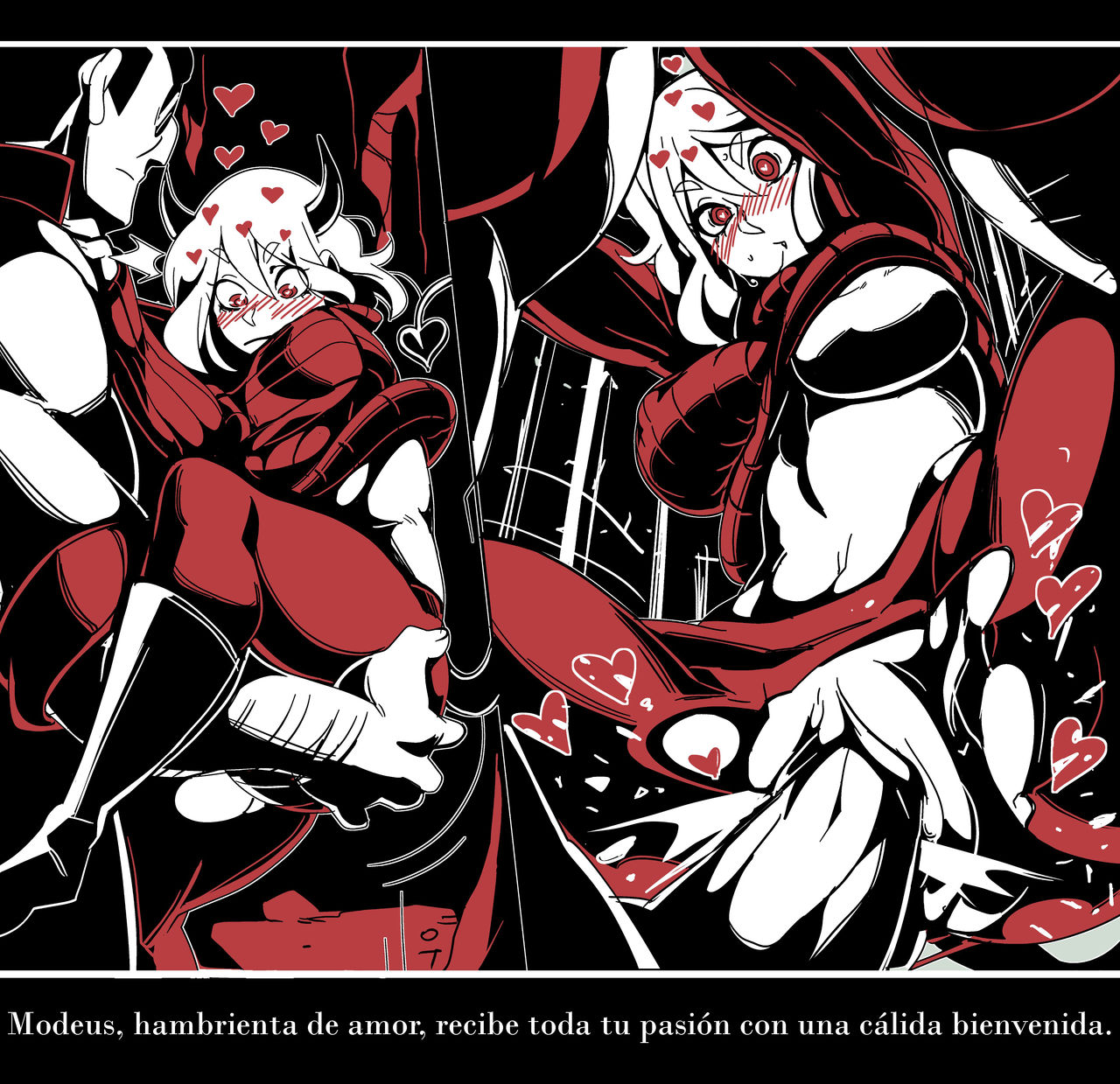 HELLTAKER Fanart Madness!