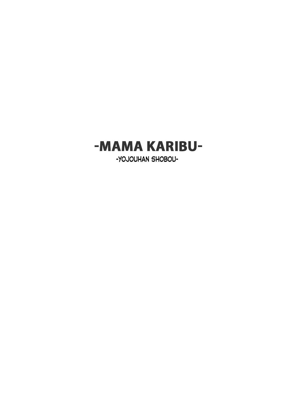 MAMA KARIBU