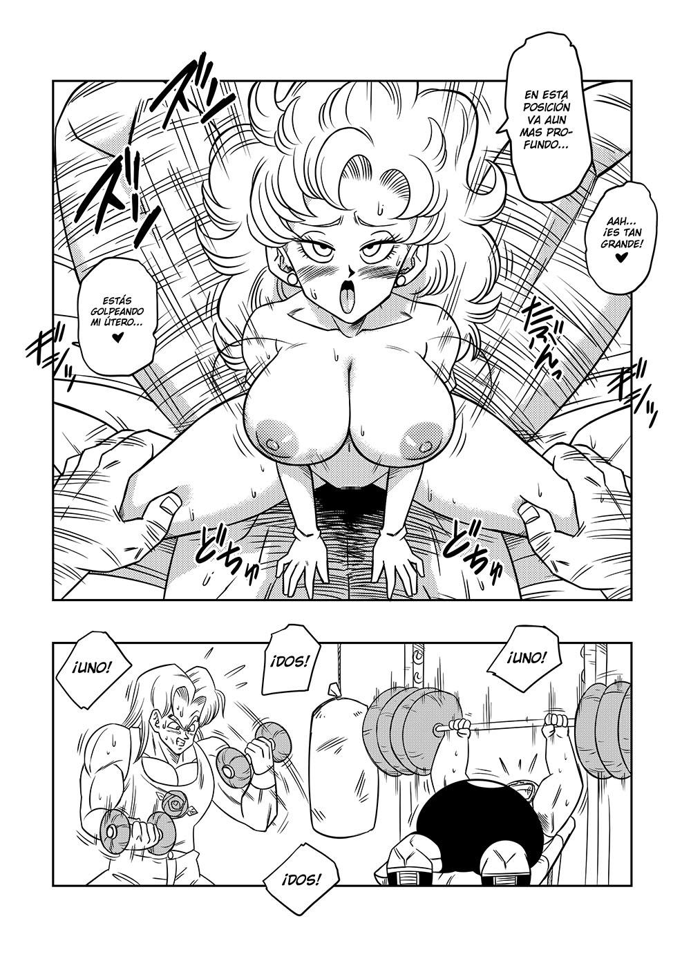 MISTER SATAN no Himitsu no Training