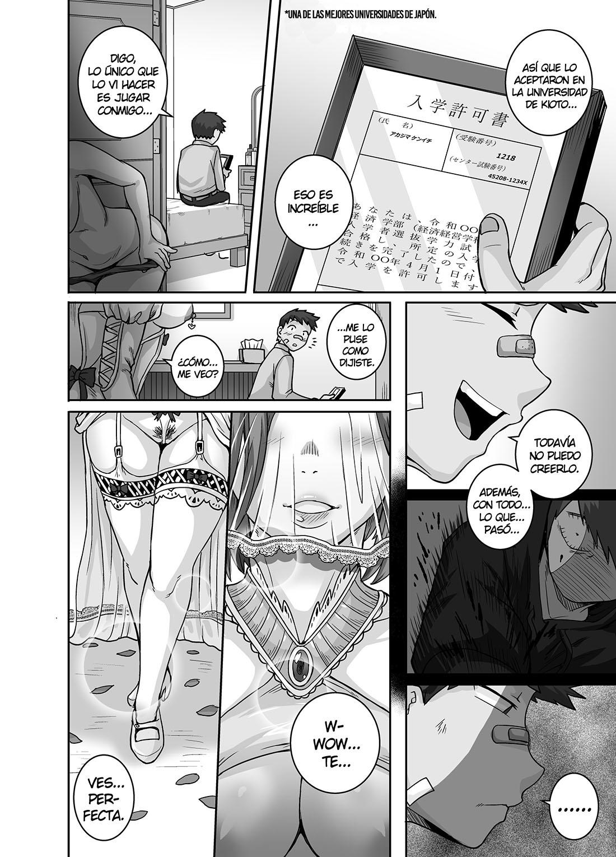 Naomi-San es mi AMIGA SEXUAL parte 5
