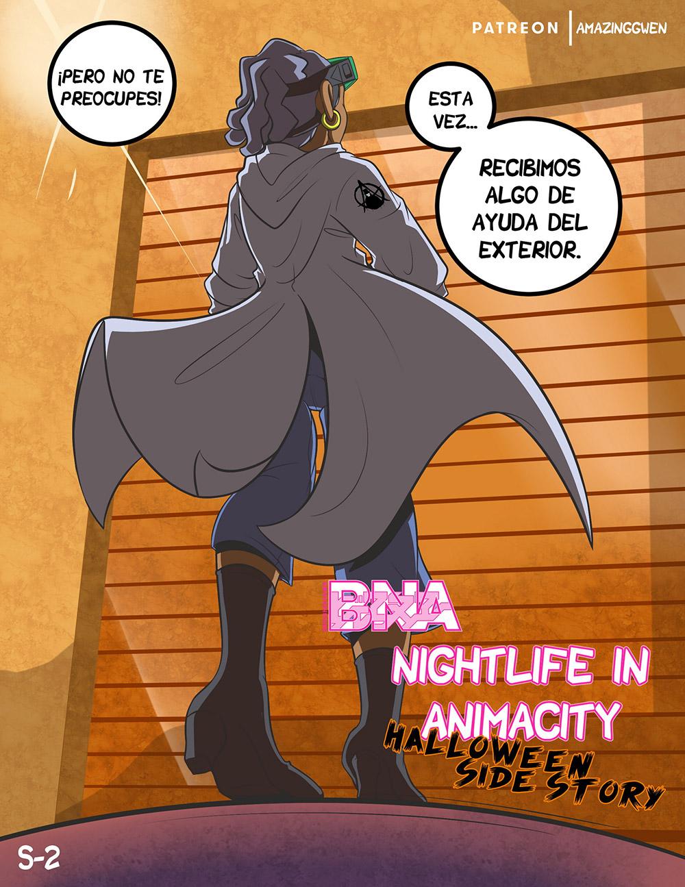 NIGHTLIFE in Animacity - Halloween Side Story