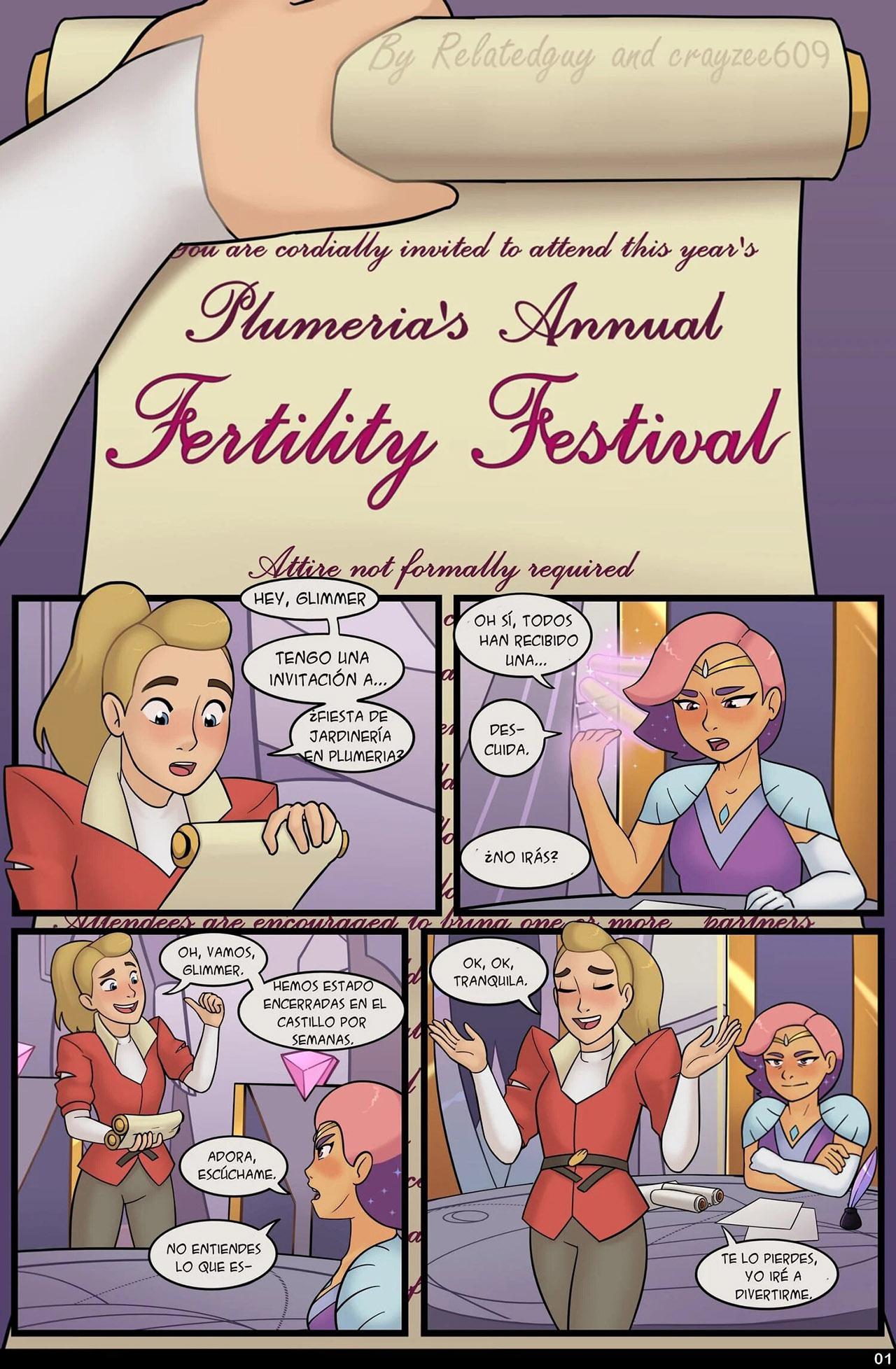 Plumerias Annual FERTILITY Festival