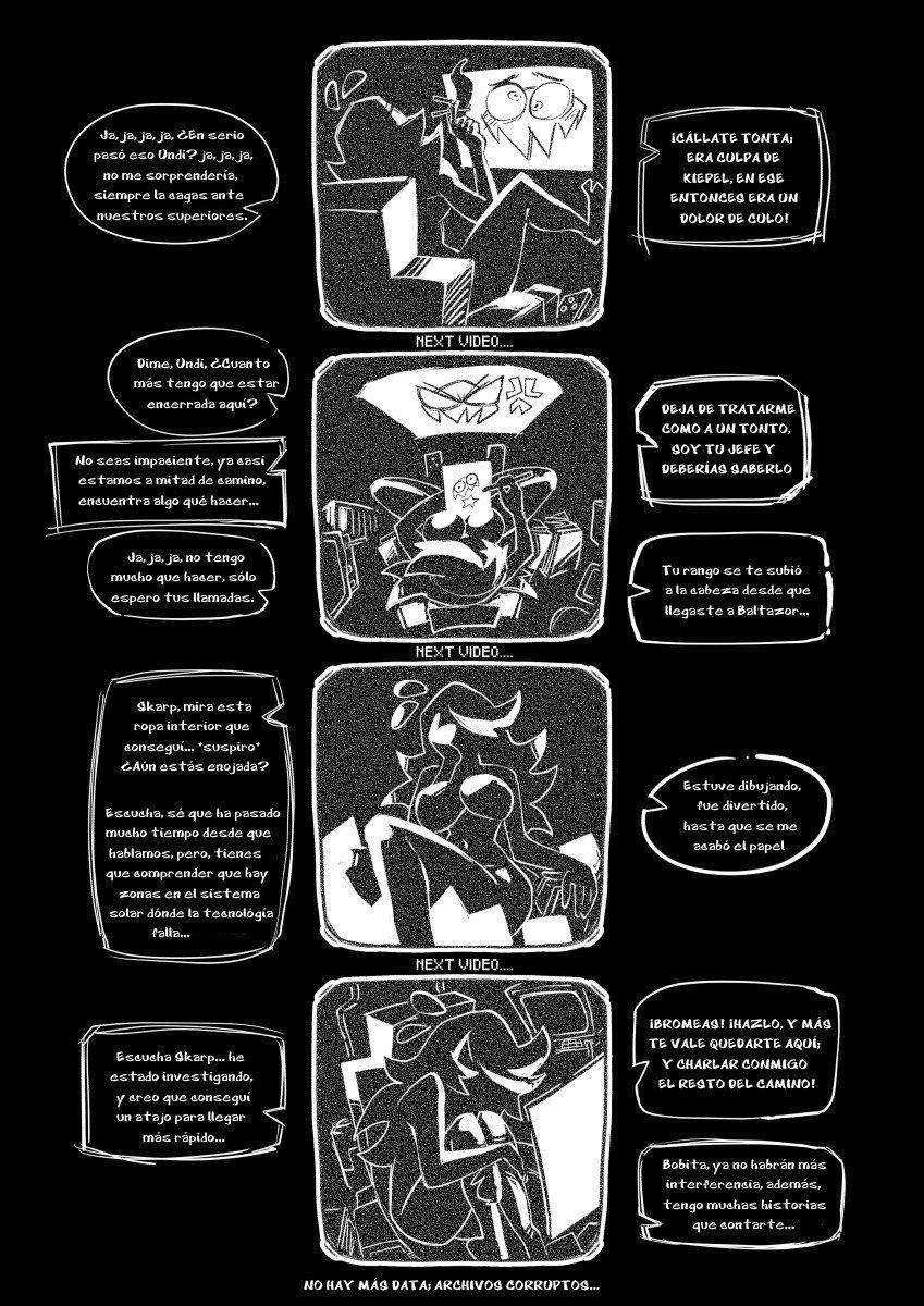 SKARPWORLD 9 - Milk Crisis 3