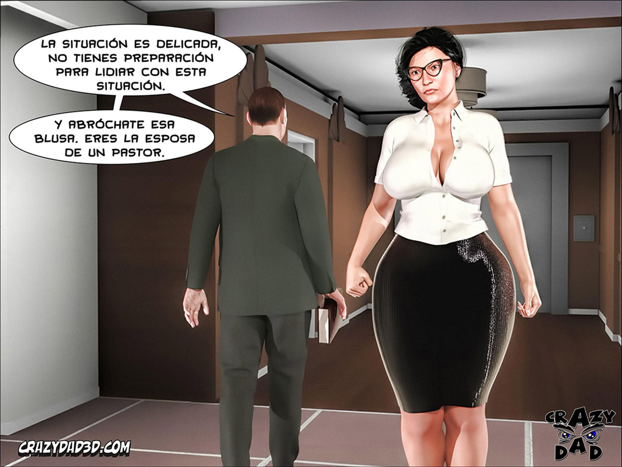 The SHEPHERDS Wife parte 6