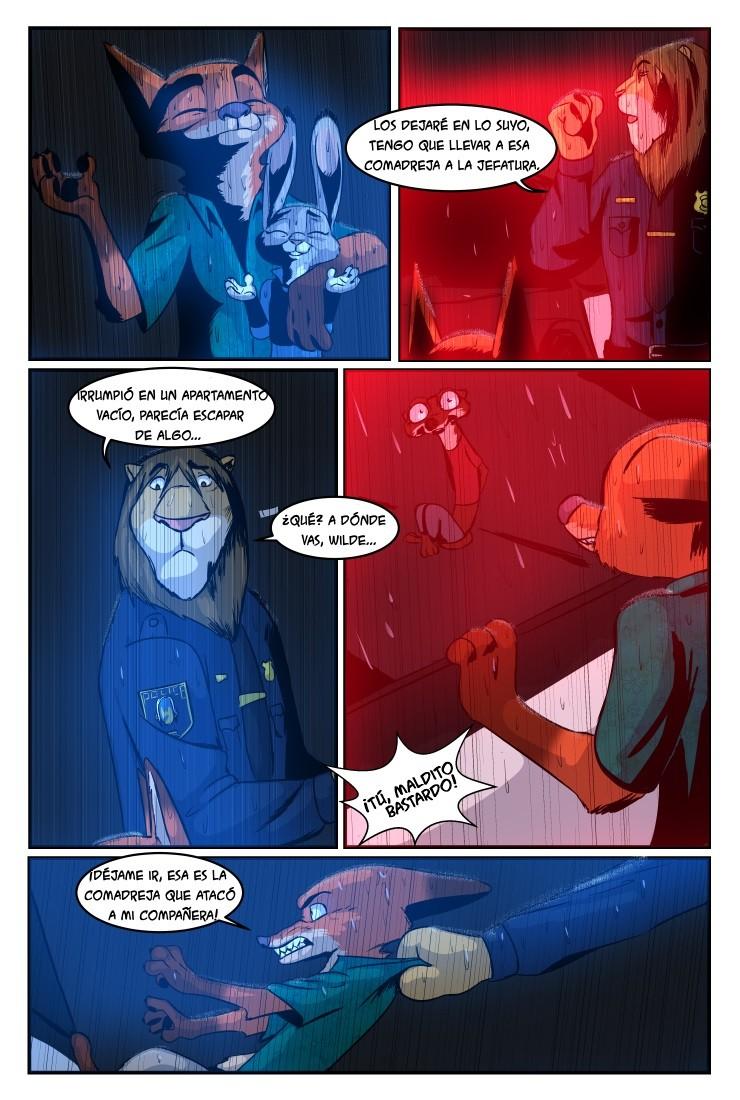 ZOOTOPIA - The Broken Mask