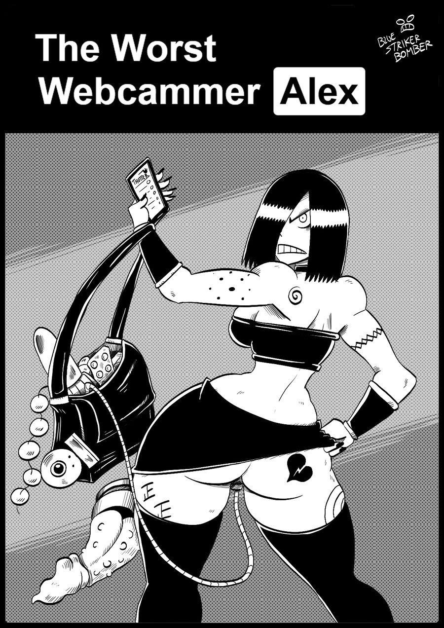 Alex la peor SEXTREMMER del Mundo parte 1