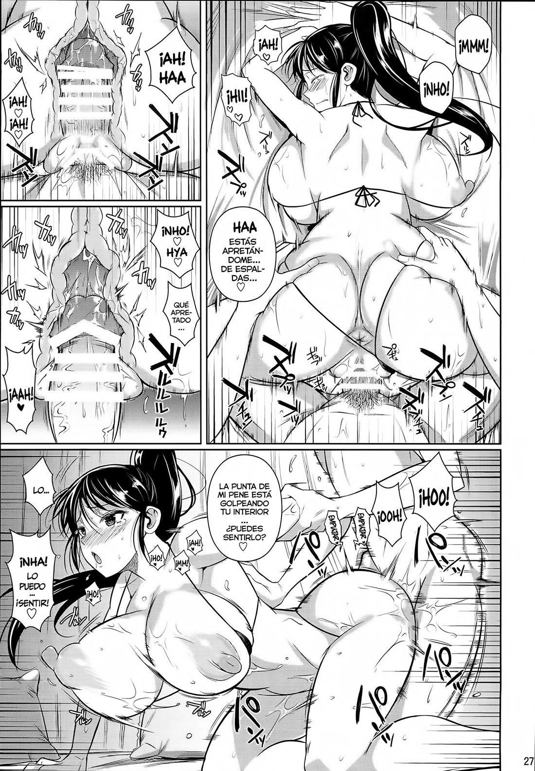 BATSU GAME de Yankee Onna ni Kokuttemita parte 2