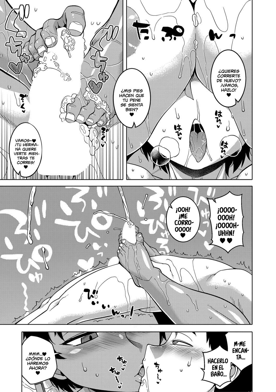 CHOTTO BIJIN de Mune ga Dekakute Eroi Dake no Baka-Nee parte 2