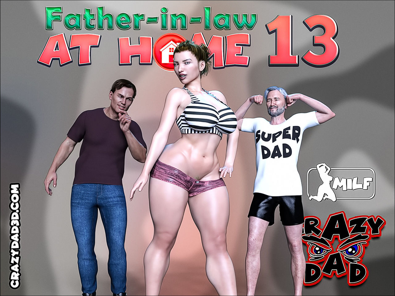 FATHER in LAW at Home parte 13