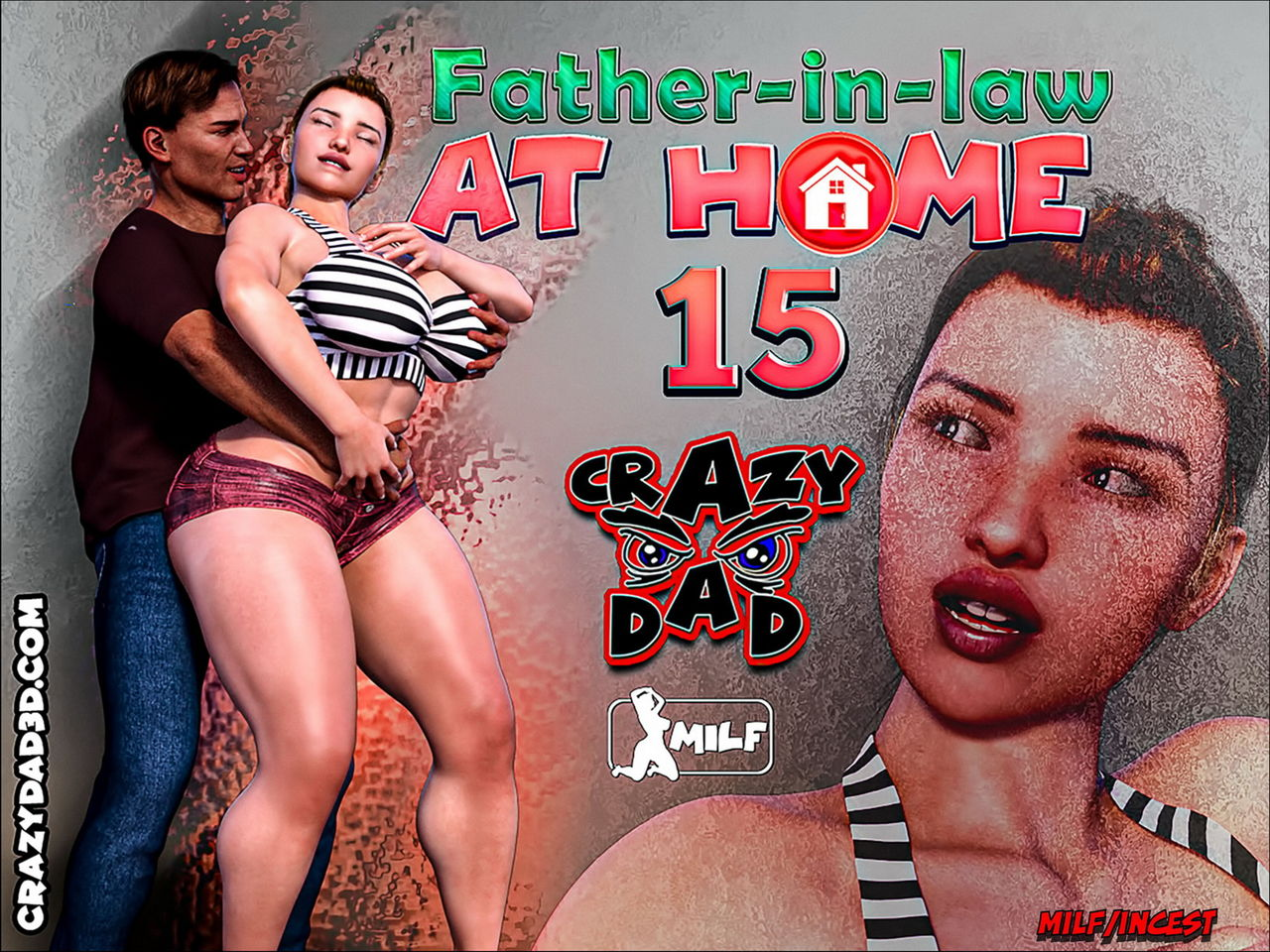 FATHER in LAW at Home parte 15