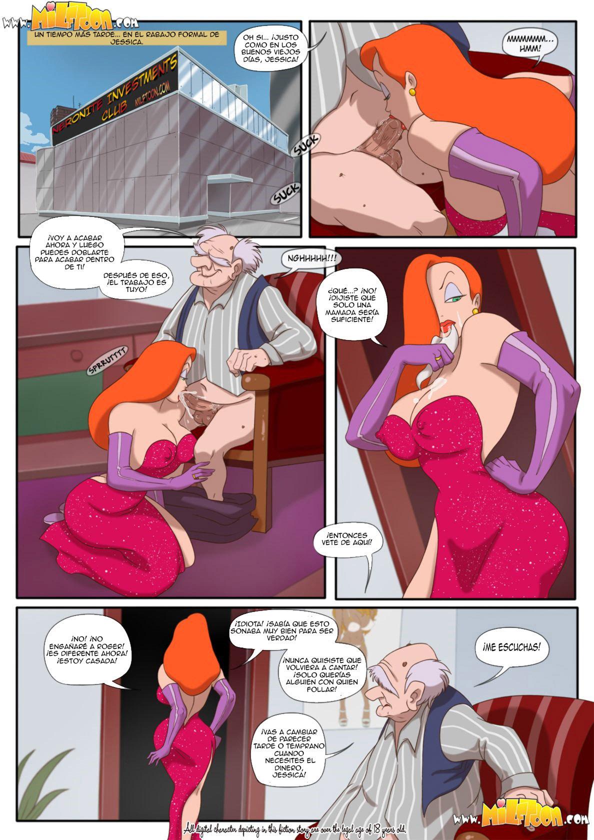 JESSICA RABTITS parte 1