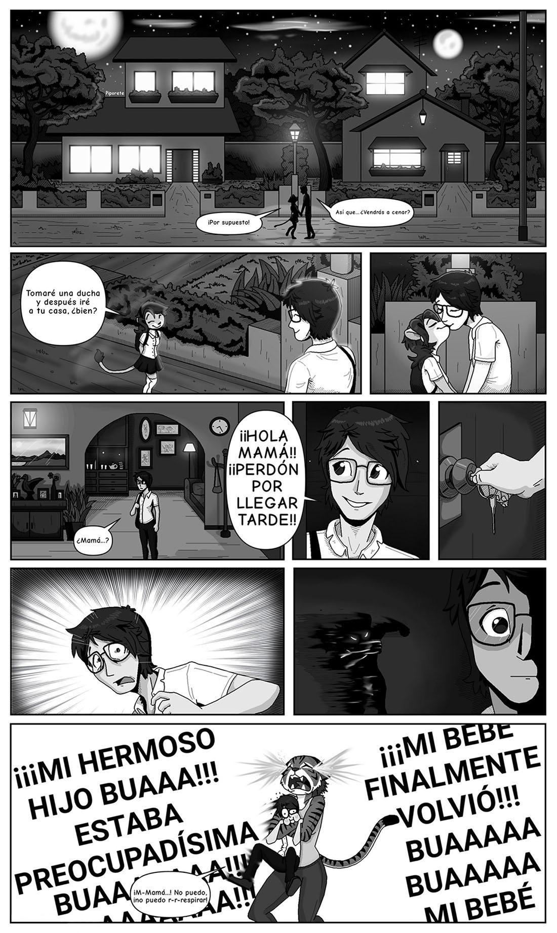 KEIKO y JIN parte 1