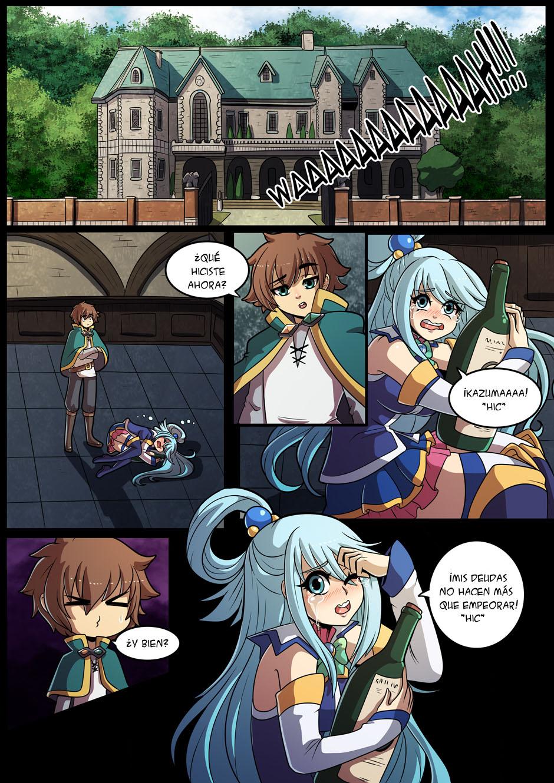 KONOSUBASS - Aqua Quest!