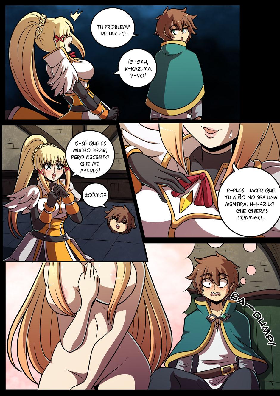 KONOSUBASS - Darkness Quest!