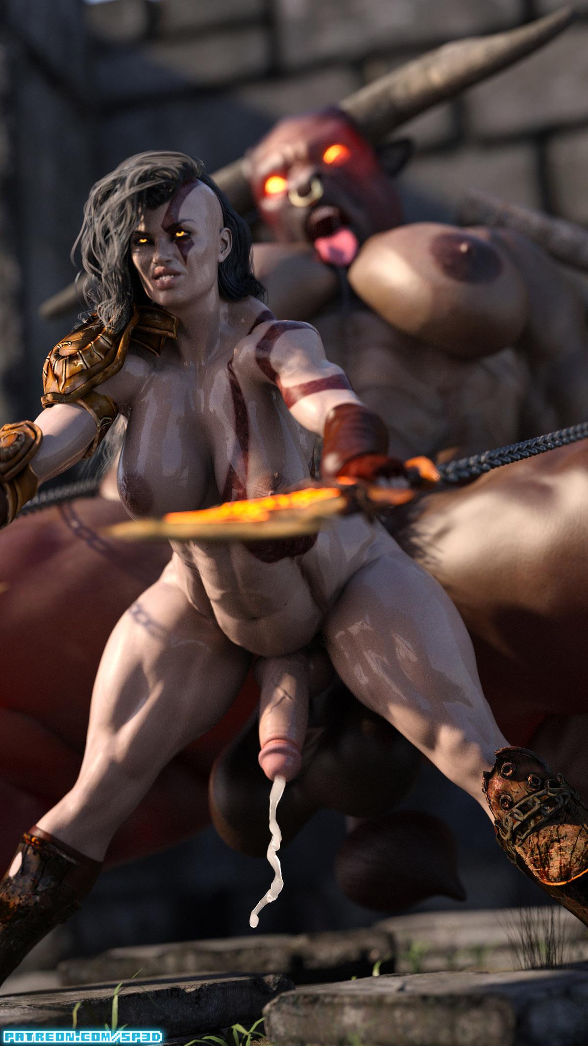 Krata – GODDESS of Whore