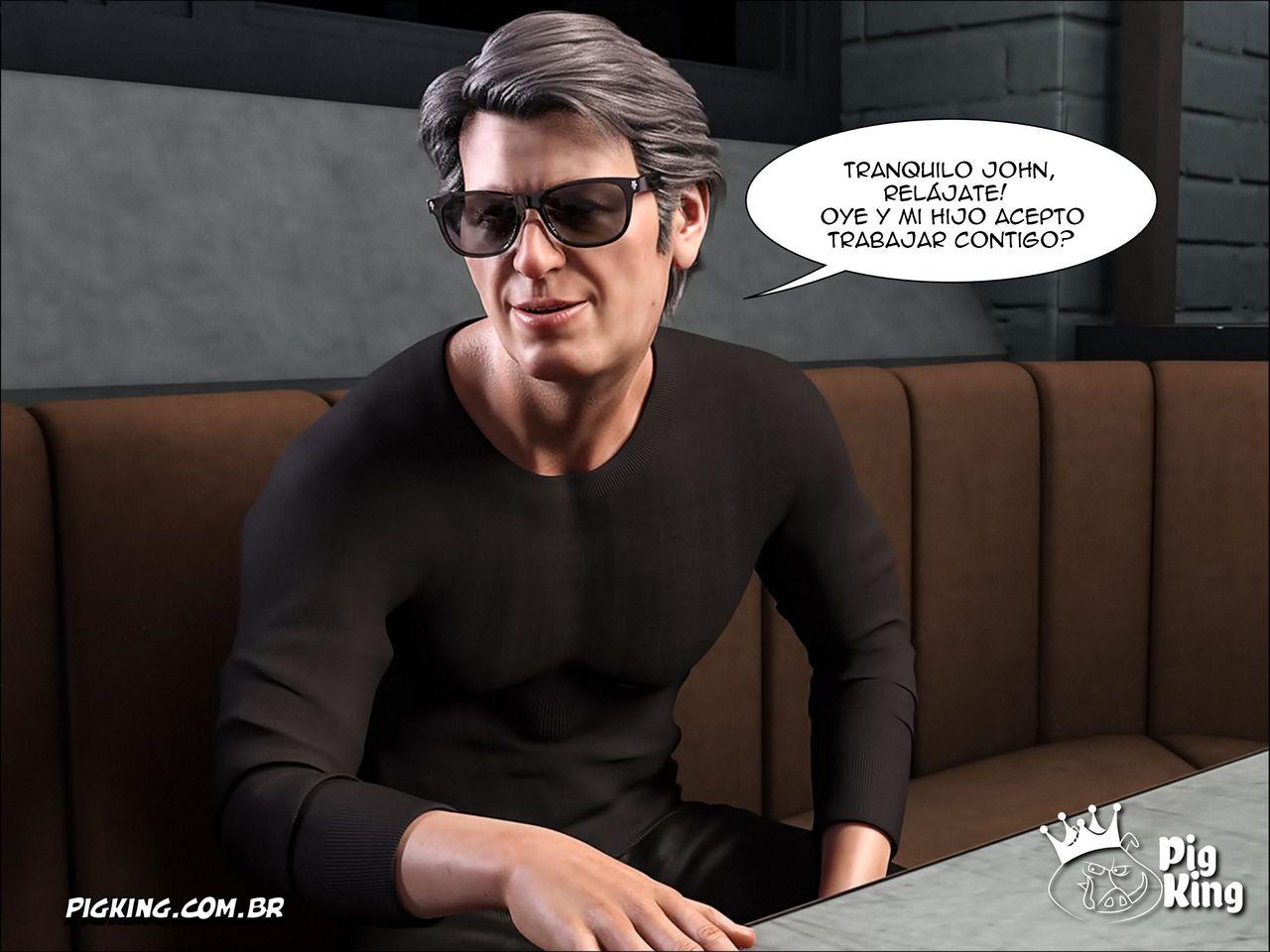 Leonard - CLOSE RELATIVE parte 3