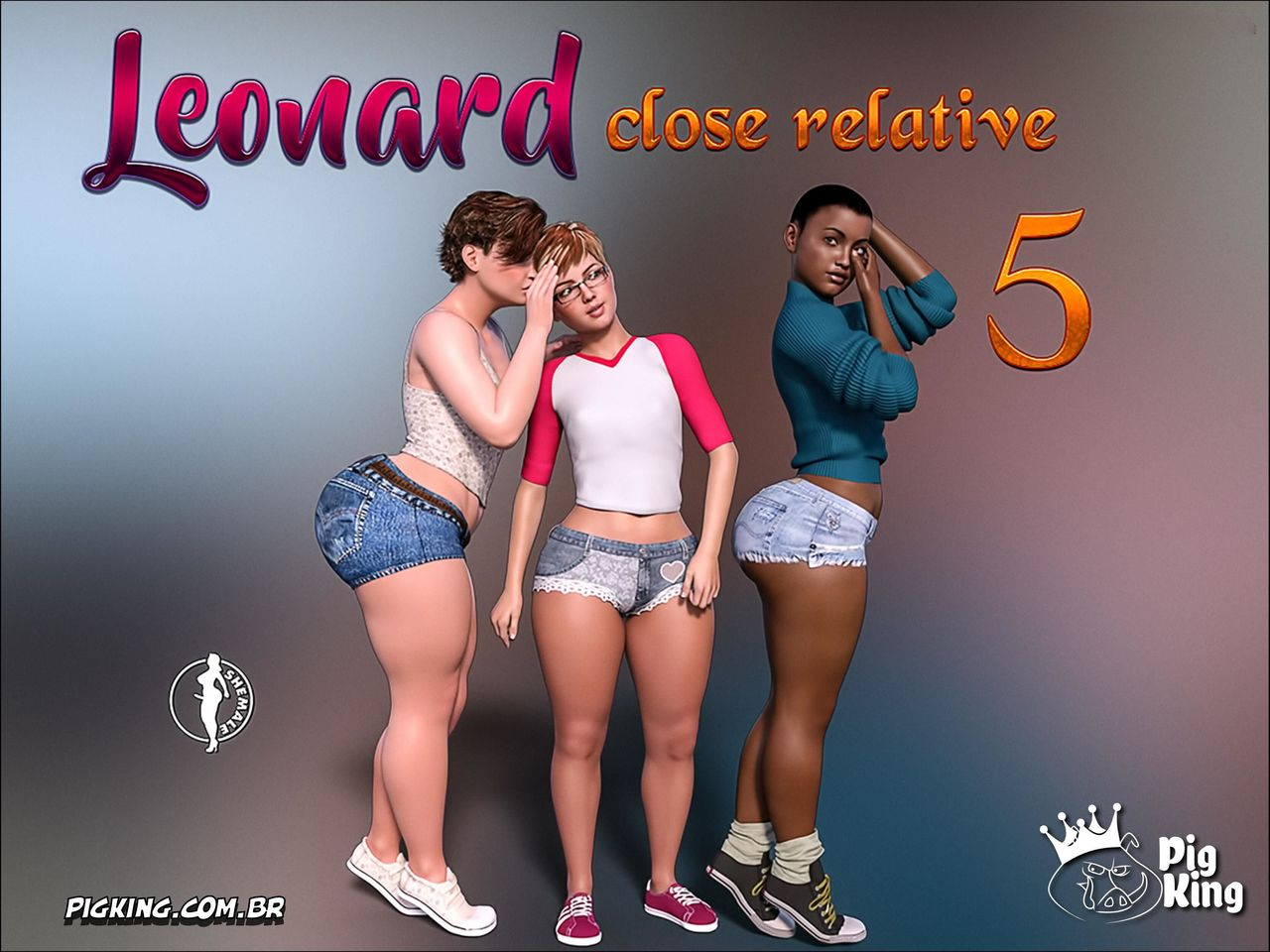Leonard - CLOSE RELATIVE parte 5