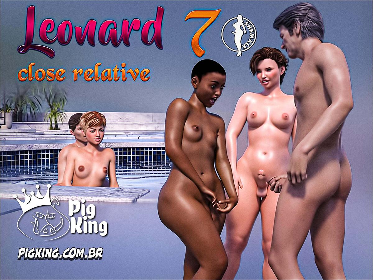 Leonard - CLOSE RELATIVE parte 7