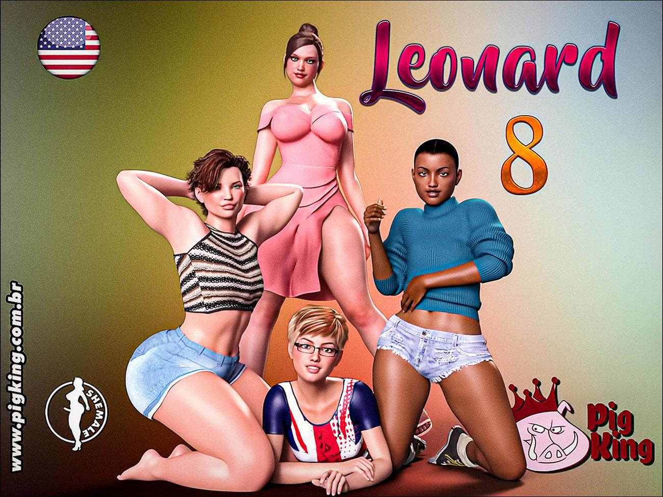 Leonard - CLOSE RELATIVE parte 8